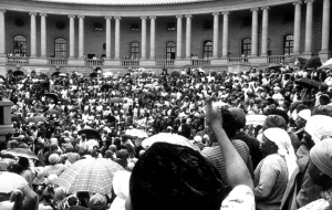 The-1956-Protest-march-to-Union-Buildings-in-Pretoria