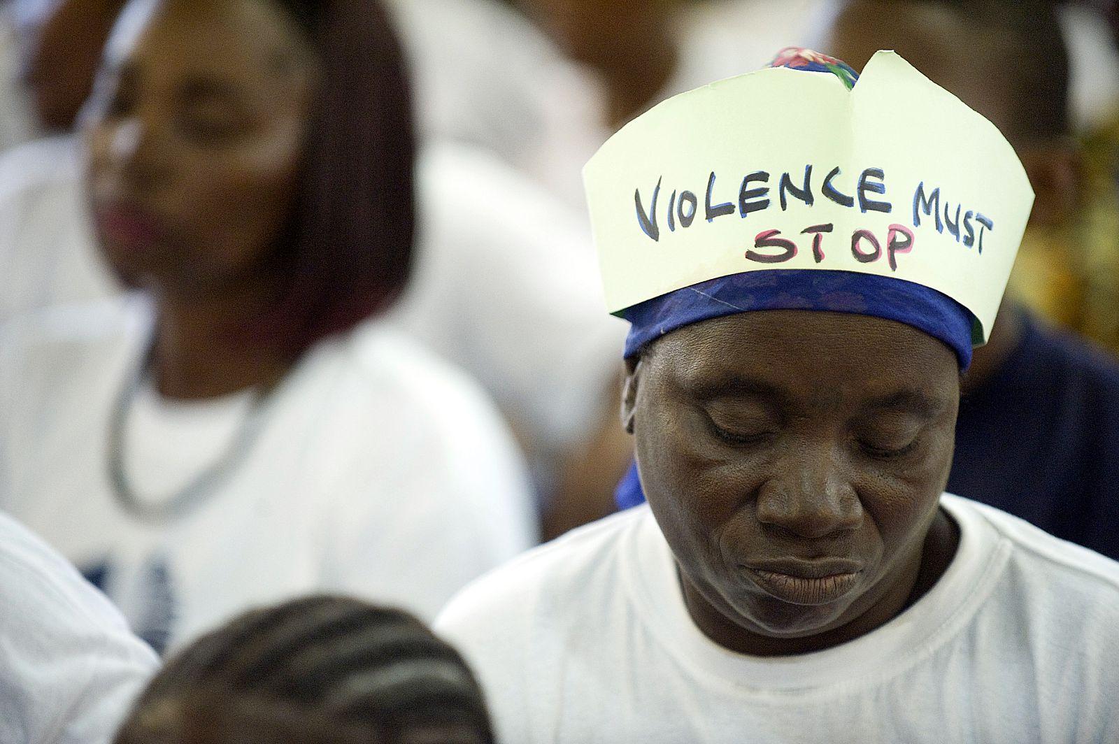 Men & Violence