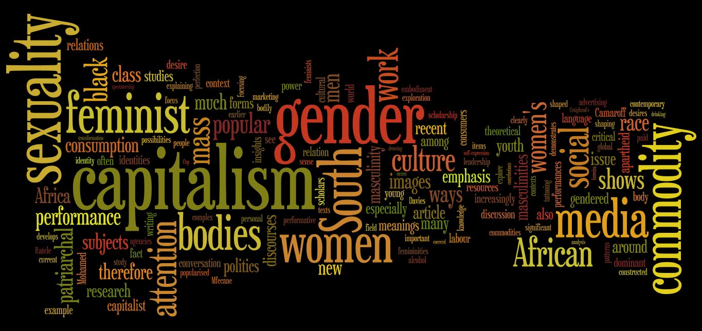 Gender, Sexuality & Commodity Culture