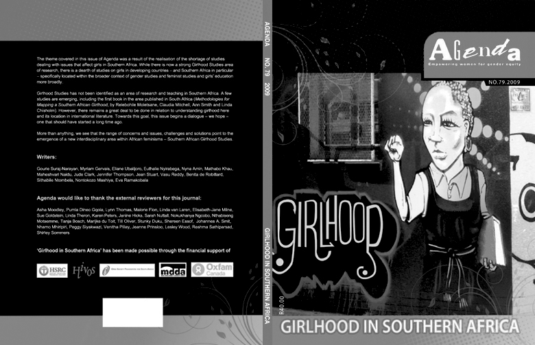 Agenda Journal No 79: Girlhood in Southern Africa